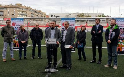 L'alcalde de Terrassa expressa que els Corporate Games coincideixen amb els valors de la ciutat