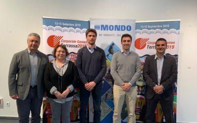 MONDO IBÉRICA Y EL HOCKEY DE TERRASSA SE SUMAN JUNTOS A LOS CORPORATE GAMES