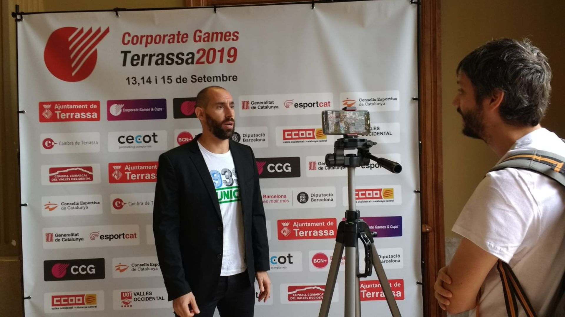 CORPORATE GAMES TERRASSA 2019-DAY1