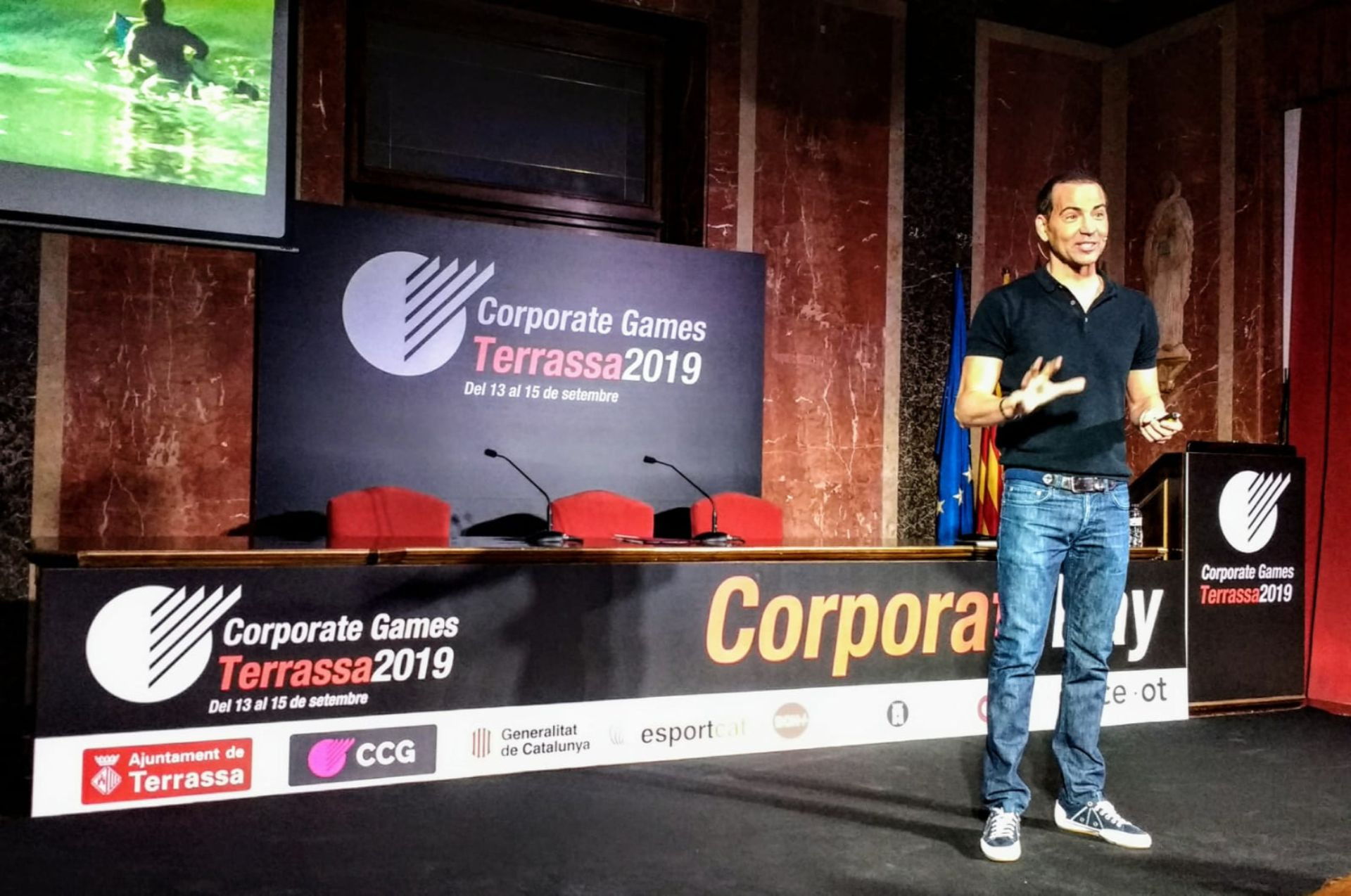 CORPORATE GAMES TERRASSA 2019-DAY2